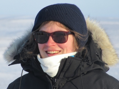 Photo for the news post: Grad Research: Solitary Research in Canada's North
