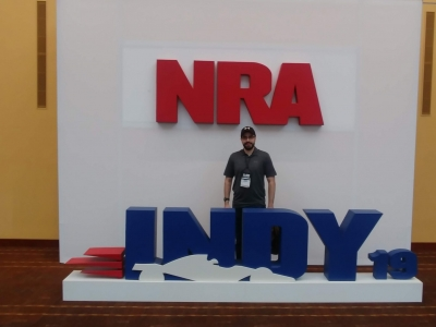 Photo for the news post: Grad Research: The People of the NRA