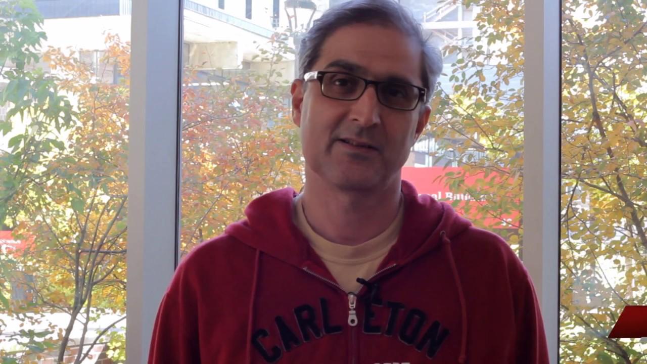 Thumbnail for: Ali Arya on Information Technology Grad Programs