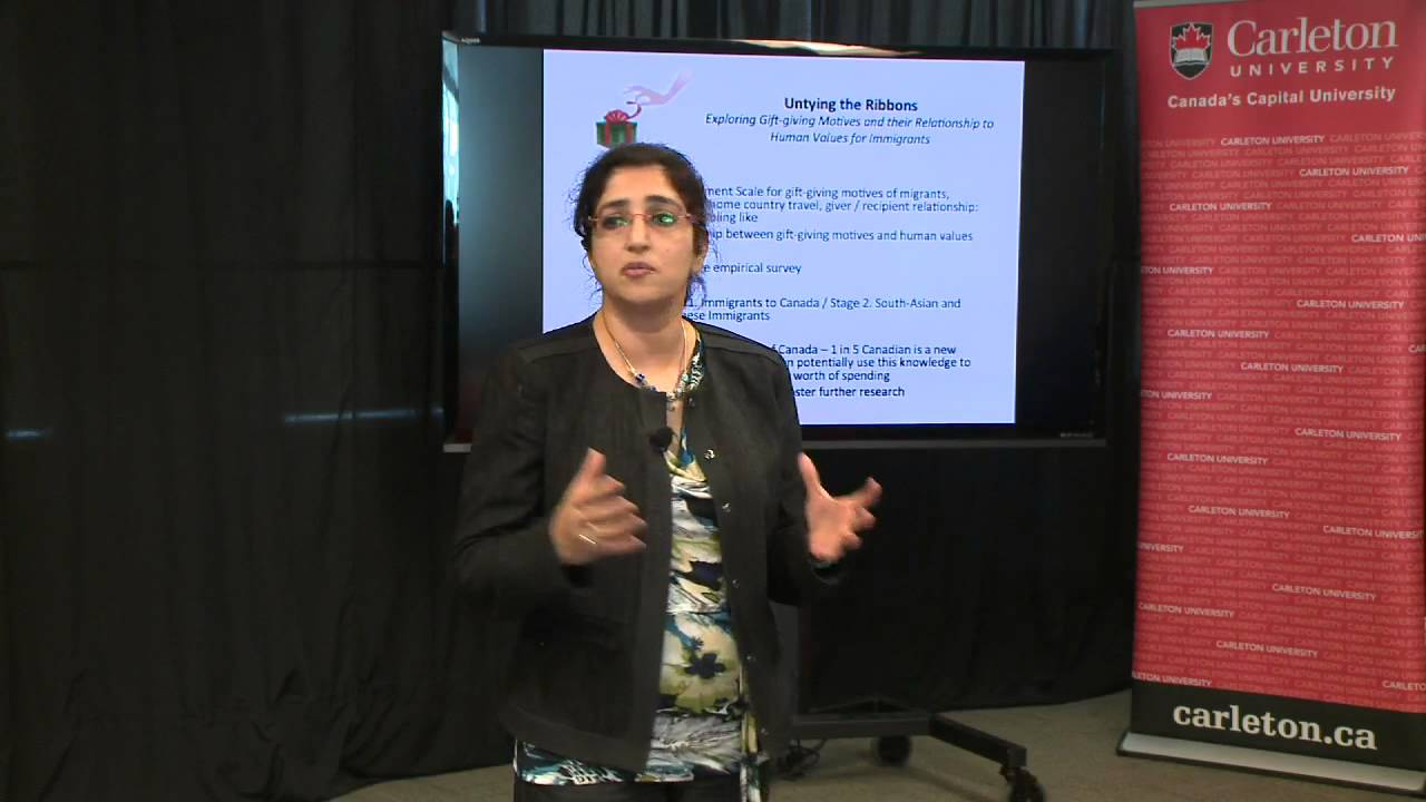 Thumbnail for: Carleton 3MT 2013 – Vinita Ambwani
