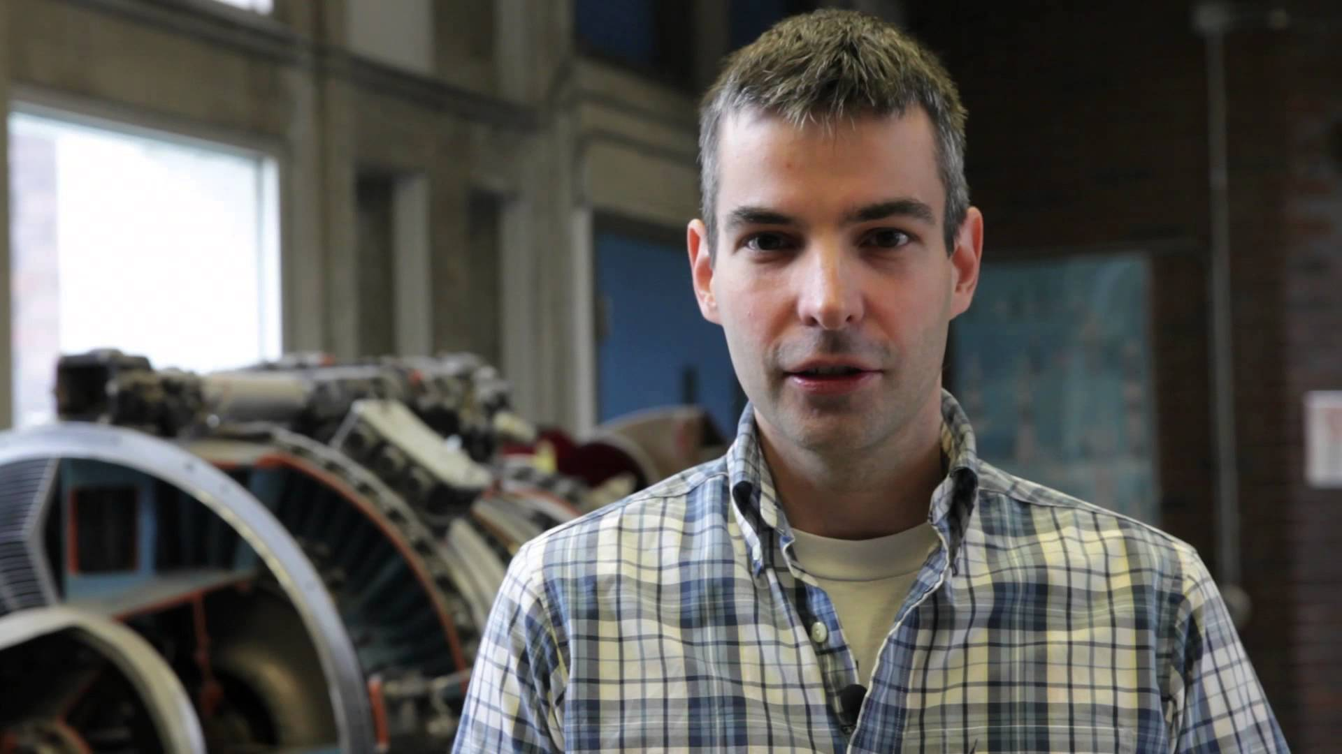 Thumbnail for: Carleton's grad programs in Aerospace Engineering