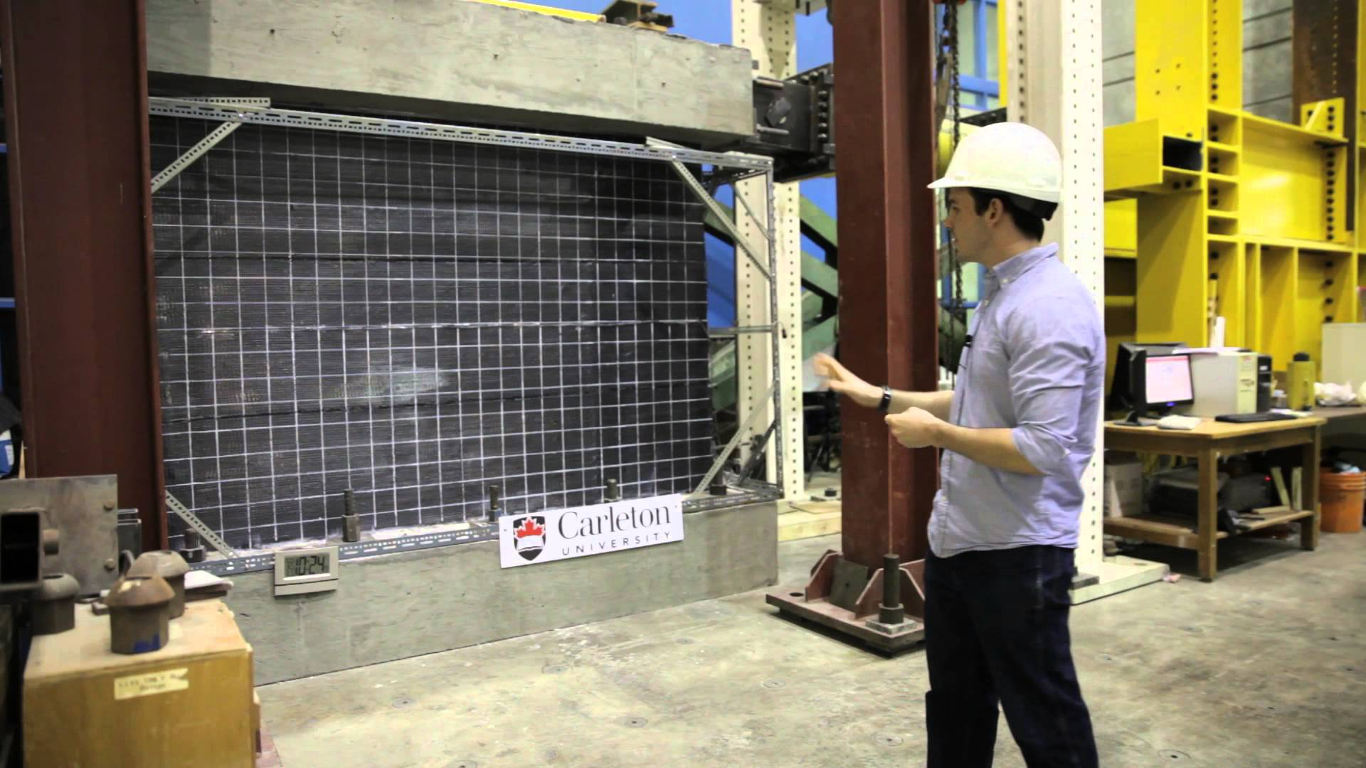 Thumbnail for: Carleton's Grad Programs in Civil Engineering