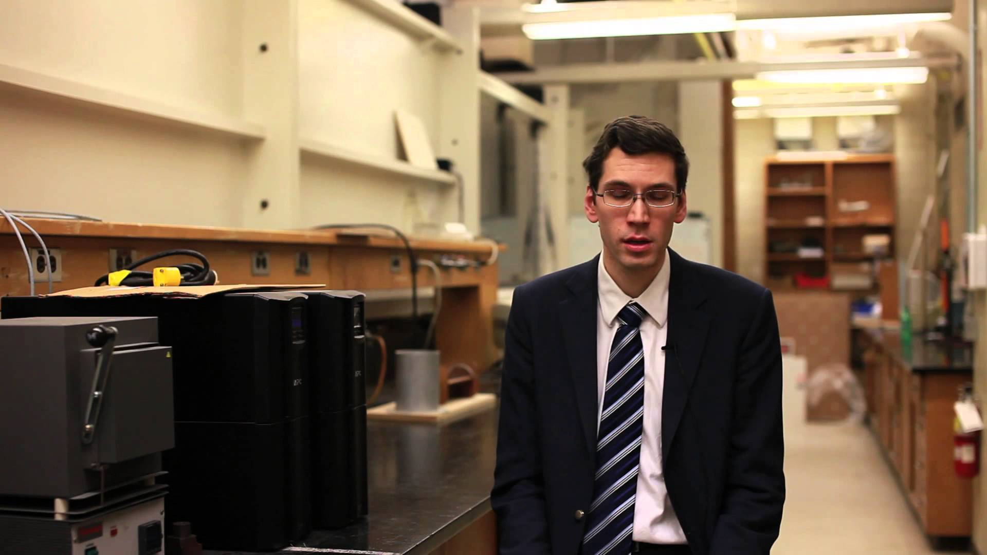 Watch Video: Carleton's Master's Programs in Sustainable Energy