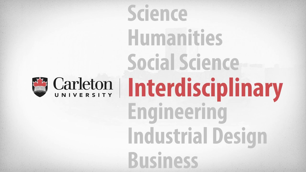 Thumbnail for: Carleton's MSc Program in Health: Science, Technology and Policy