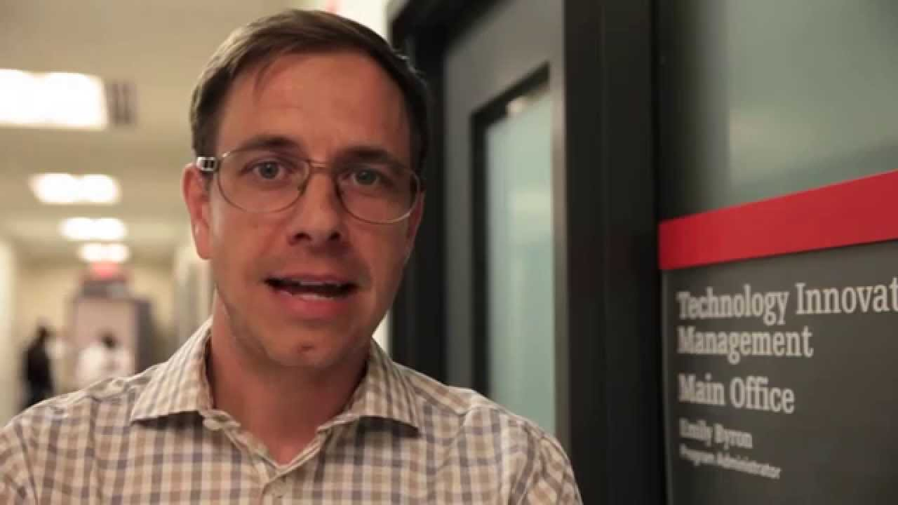 Thumbnail for: Carleton's Technology Innovation Management Program