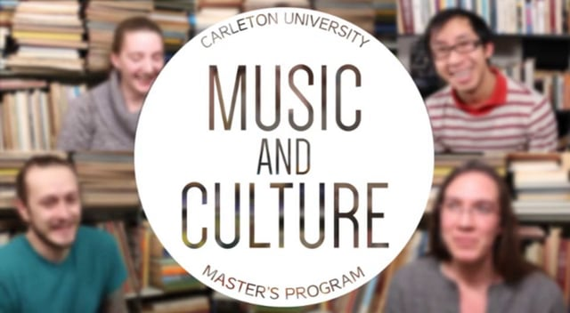 Thumbnail for: Master of Arts in Music and Culture