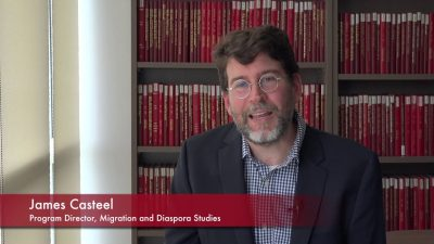 Thumbnail for: Migration and Diaspora Studies – Grad Diploma