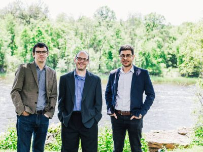 Photo for the news post: Carleton PhD Students Bring Home Four Prestigious Vanier Awards