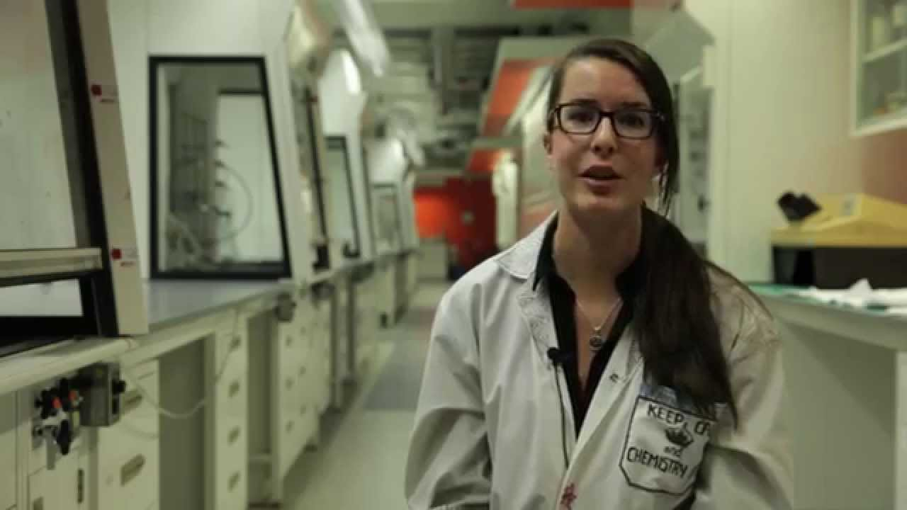 Watch Video: Why We Chose Carleton's Grad Chemistry Programs